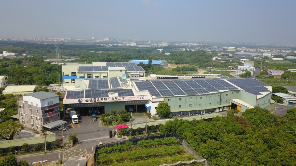 Shuenn Chang Fa's total factory grounds will reach 16,000 square meters after expansion, allowing them to offer clients even more solutions. (Photo provided by Shuenn Chang Fa)
