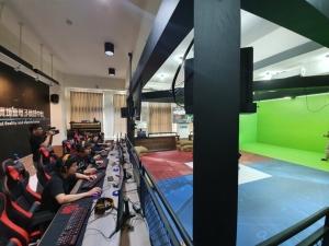 Cens.com News Picture 宏達電攜金門大學 打造全台首座MR+電競場域