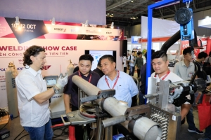 Cens.com News Picture 15,955 Industrialists United at METALEX Vietnam 2019