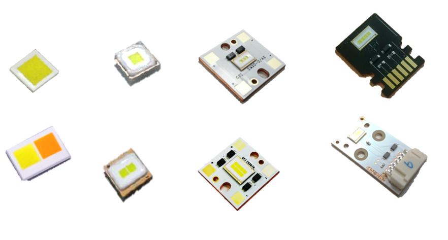 Genesis Photonics provides comprehensive automotive LED light source solutions.(photo courtesy of Genesis Photonics)