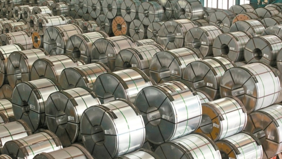 美對規避反傾銷稅與平衡稅的輸越鋼品,祭出最高高達456%的保證金;圖為台灣生產的鋼品。 報系資料照