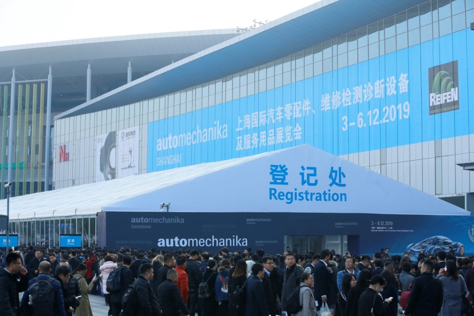 Automechanika Shanghai已成為亞洲最具指標性之汽車零配件展。(圖片由法蘭克福展覽(上海)有限公司提供)