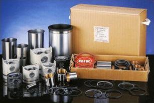 貫宏精機通過ISO 9001:2000和SGS認證,汽缸套、活塞、活塞環和活塞銷,還有軸承與線夾等