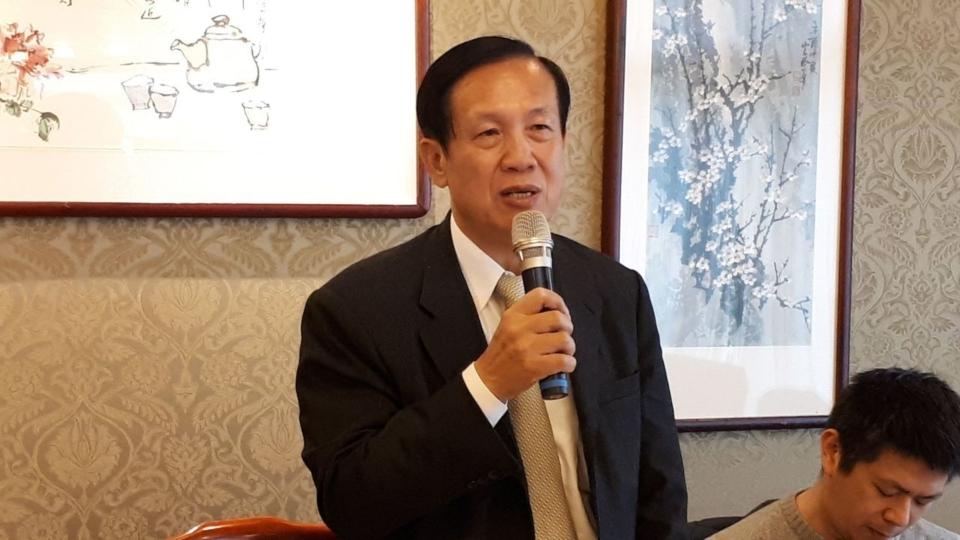 商總理事長賴正鎰。 聯合報系資料照/記者游智文攝影