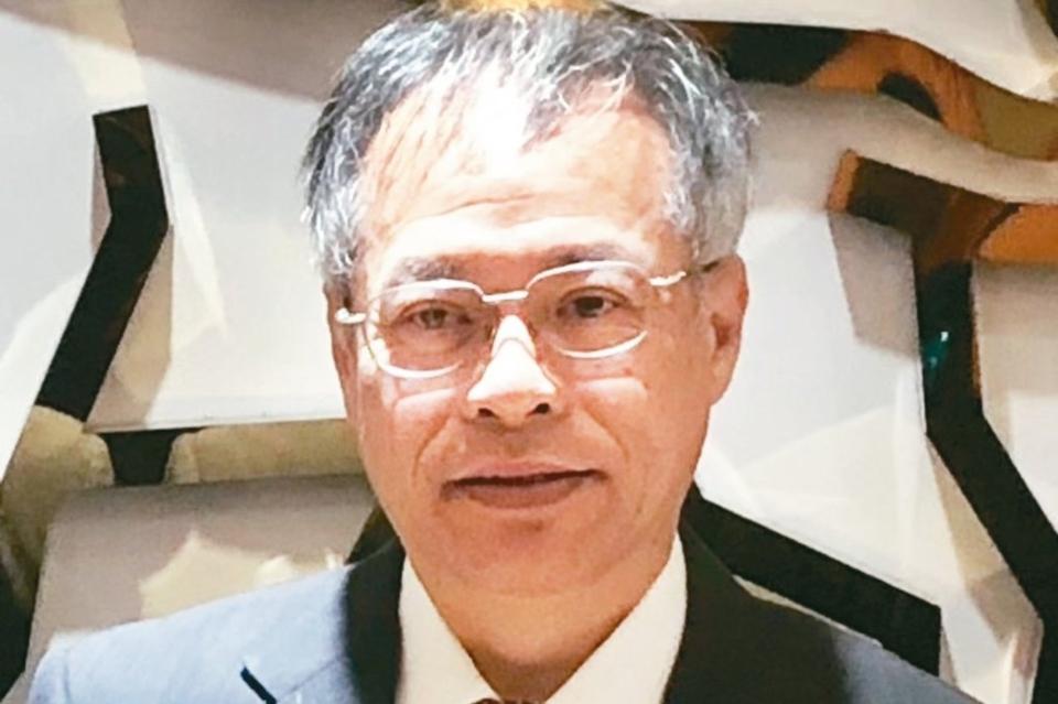 春雨董事長林輝政 記者林政鋒/攝影