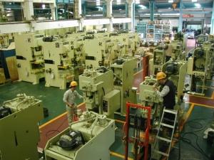 台灣機械公會昨發布去年機械設備出口統計。 圖/聯合報系資料照片