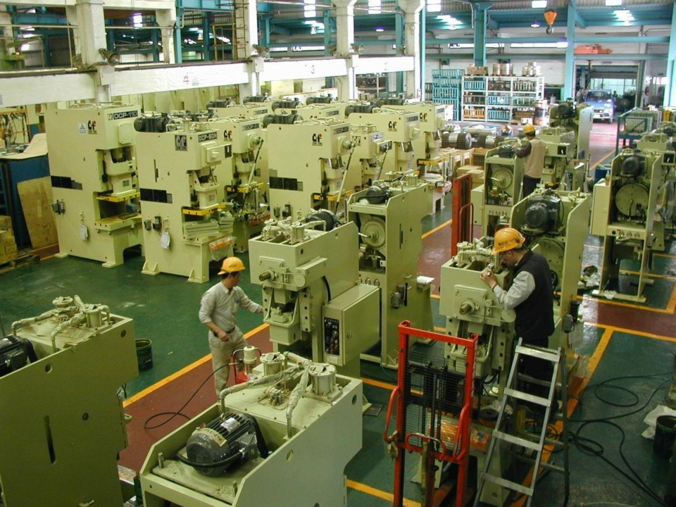 Machinery Expecting 10% of Growth in 2020</h1>
