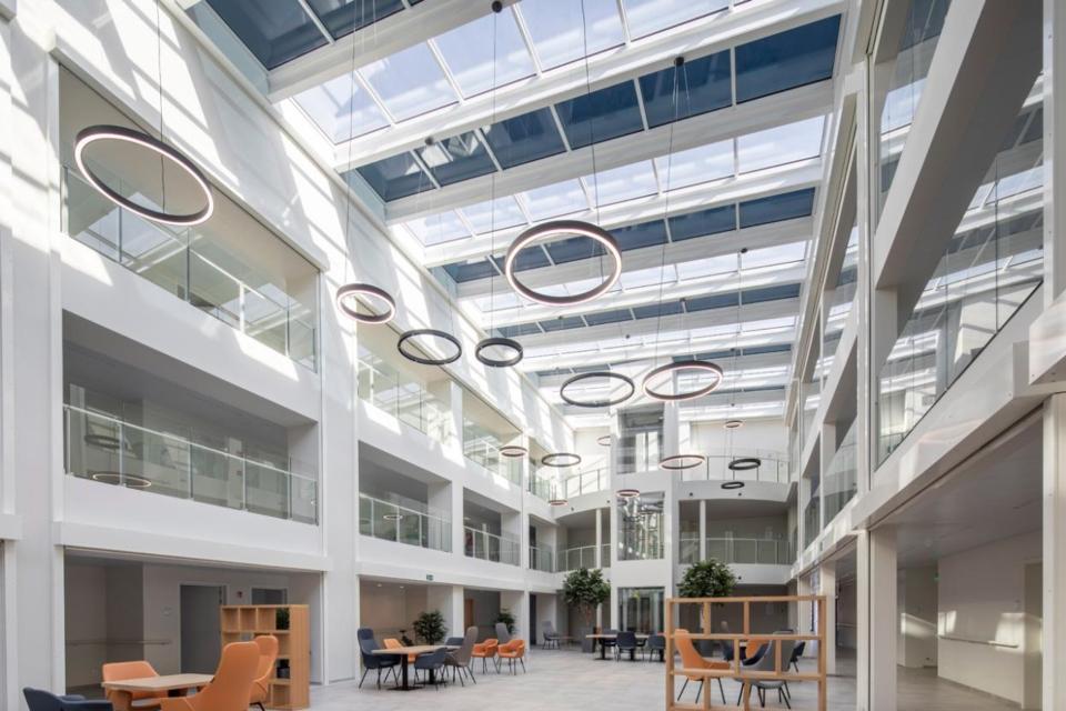 科奈傑科技致力於開發具美感的建材,並榮獲多項殊榮