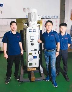 該公司內部驅動系統出廠前皆受嚴格的品質管制,品質有保障。 楊鎮州/攝影