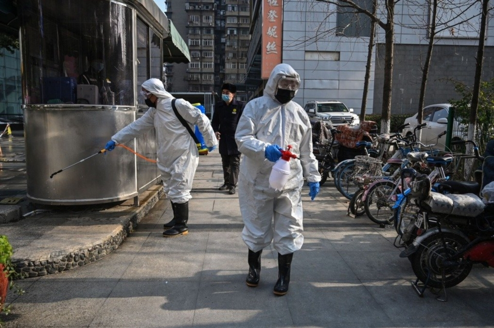 The outbreak of a new coronavirus (commonly known as Wuhan pneumonia) has intensified.