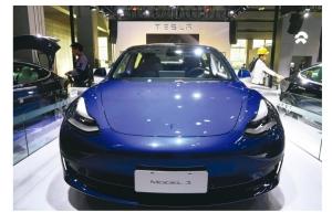 Cens.com News Picture Tesla好威 電子技術領先六年