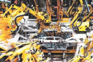 Auto Plants Out of Materials and Lay Off Employees</h2>