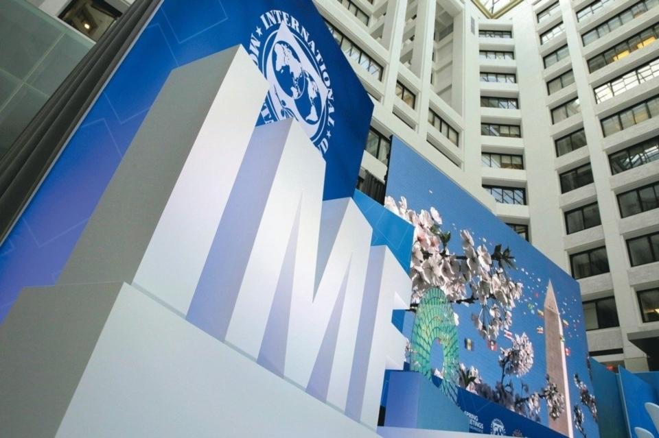 國際貨幣基金(IMF) 本報資料照片