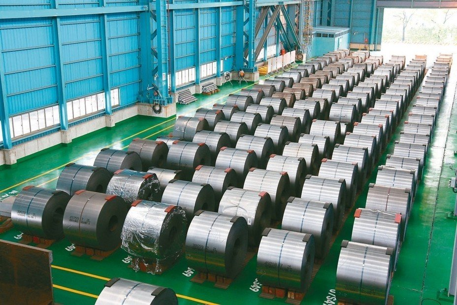 China Steel Corporation Established care group for downstream industries such as hardware and hand tool, etc.(Photo courtesy of UDN)