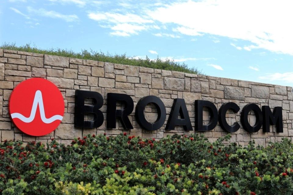 Broadcom said: orders need six months of lead time