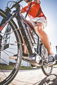電動自行車為新冠疫情下的銷售生力軍,美利達、巨大與有關供應鏈均受惠,圖為美利達旗下的電動自行車。 本報系資料庫
