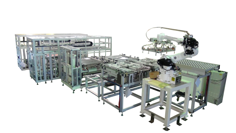 Packaging automation whole plant equipment