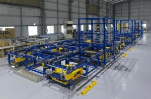 產品1.ASRS倉儲自動化系統