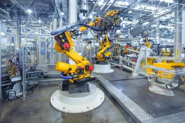 Machine Tools Benefit from Relief Funding</h1>