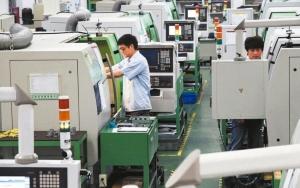 摩根大通调查,台湾工具机厂大陆订单已恢复到疫情爆发前夕,5G拉货力道将迈向高峰。(本报系资料库)