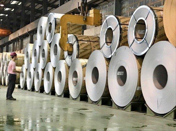 印尼青山集團台灣業務由華新麗華獨家代理,不銹鋼界震驚。(本報系資料庫)