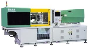 震雄攜手台達,兩大業界巨頭打造高效、 智慧、節能國產全電式射出成型機EJ系列。 震雄機械/提供