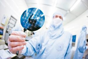 全球半導體技術競爭戰可能進一步升溫。圖/聯合報系資料照片