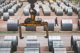 中鋼:鐵礦漲 鋼價看升(報系資料庫)