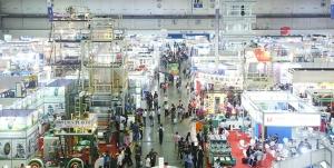 上屆(2018年)台北國際塑橡膠工業展展場實況。圖╱外貿協會提供