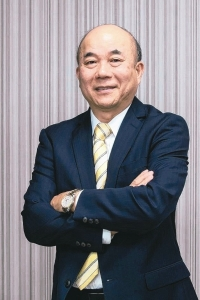臺灣機械工業同業公會理事長柯拔希。 機械公會/提供
