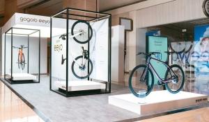 Gogoro電動自行車將由愛地雅代工組裝,搶前進歐洲地區,初步鎖定法國市場。 Gogoro/提供