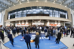 K, the leading global plastic and rubber trade fair (Photo courtesy of Messe Düsseldorf/ctillmann)
