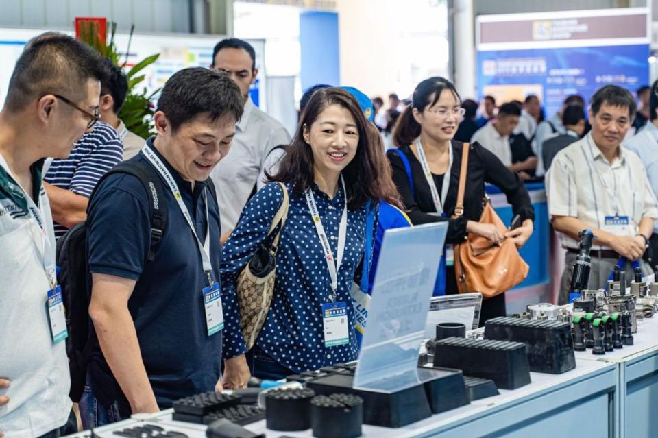 台灣五金展是全球指標買主的最佳交易平台。 開國/提供