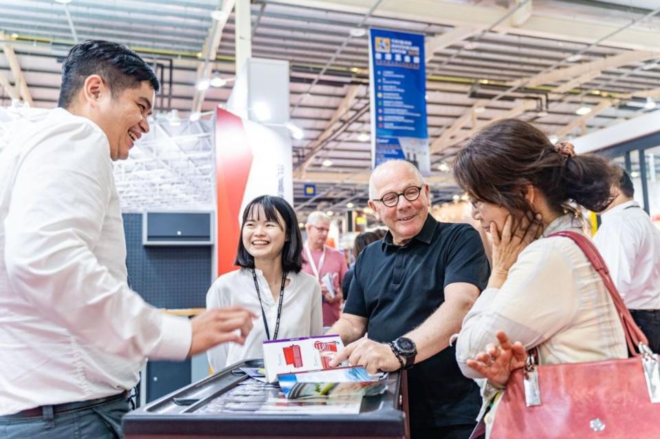 台灣五金展是全球五金產業的關注焦點,買主眾多。 開國/提供