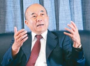 台灣機械工業同業公會理事長柯拔希。圖/聯合報系資料照片