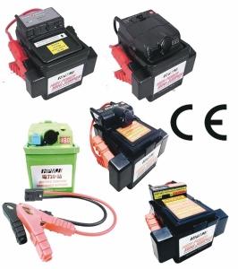 科閎A1、F1、Z1、G4、G5救車霸產品均通過CE安全認證。業者/提供