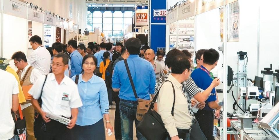 一年一度南台灣規模最大的專業展「高雄自動化工業展」、「高雄化工儀器展」,去(2019)年創下近3萬人參觀的佳績。經濟日報記者李福忠/攝影