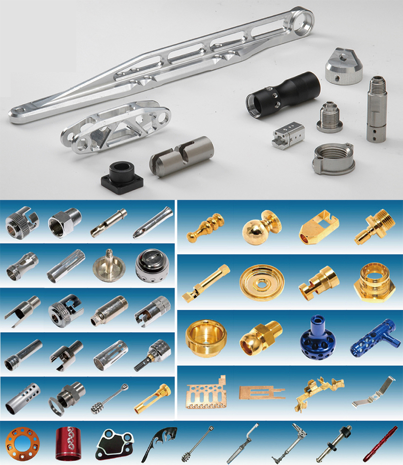 He Tong produces precision parts for hardware, automotive, and machinery applications. (Photo provided by He Tong)