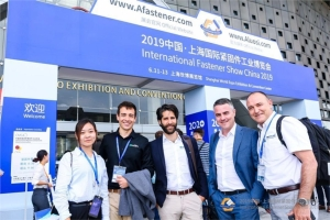 Stable Development and Popular Fastener Show in China</h2>