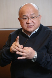 Minth Group Chairman Jong-Hwa Ching. (UDN File Photo)