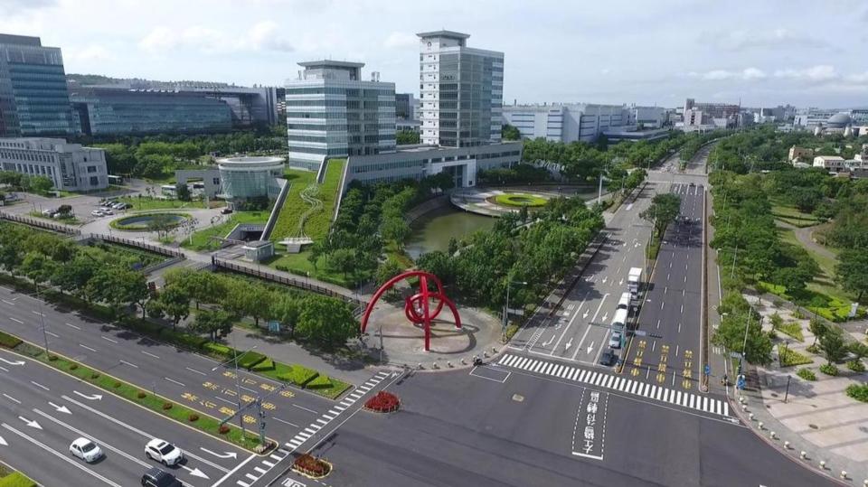 中科產業聚落逐漸成形,後續將積極推動二林園區招商。(照片來源:經濟日報)