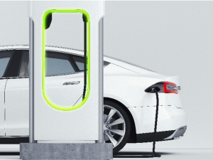(Electric Vehicle-Photo courtesy of CENS)