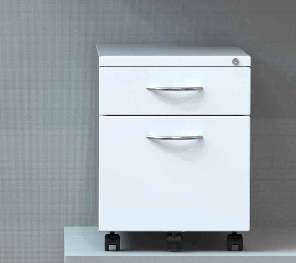 (S00-M01 Two-Drawer Cabinet, photo courtesy of Chyn Fuh Enterprise)