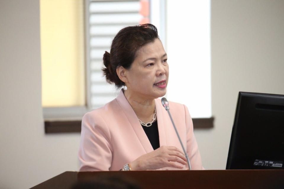 經濟部長王美花。(圖檔來源:聯合報社資料圖)