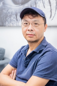 OmniEyes CEO and Co-Founder Chun-Ting Chou. (Photo courtesy of OmniEyes)