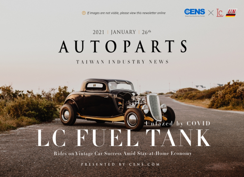 Unfazed by COVID, LC FUEL TANK Rides on Vintage Car Success Amid Stay-at-Home Economy</h1>