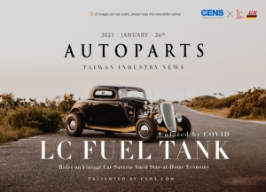 Unfazed by COVID, LC FUEL TANK Rides on Vintage Car Success Amid Stay-at-Home Economy</h2>