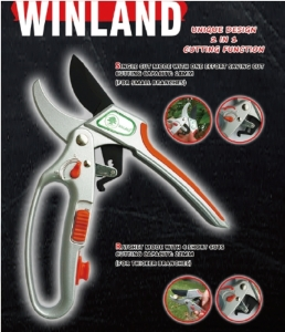 WINLAND GARDEN TOOLS CO., LTD.</h2><p class='subtitle'>Long Reach Pruner, Shears, Multifunctional Shears, Rotating Ratchet Pruner, Pruner, Garden Tools</p>