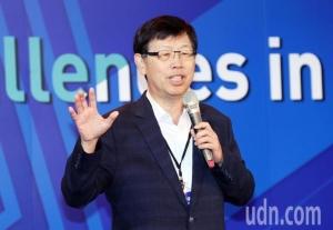 鴻海研究院院長劉揚偉。(圖檔來源:聯合報系)
