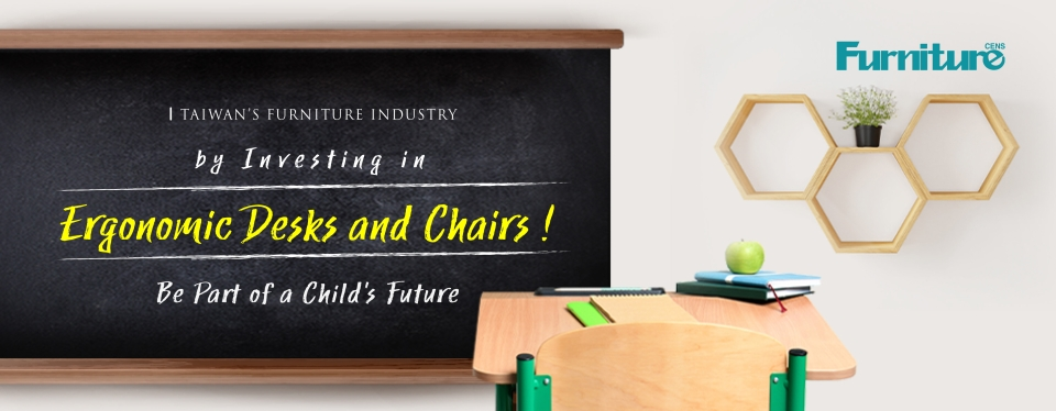 Be Part of a Child's Future by Investing in Ergonomic Desks and Chairs</h1>